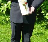 Anzug, Erstkommunion, schwarz, Hemd, Krawatte, Schuhe - Stephanskirchen