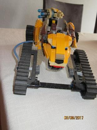 Lego Chima LÖwen Quad