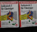 Birkenbihl Methode Italienisch 2 für Einsteiger 3 Kassetten+CD+Buch,  ISBN 3931084167, 12,- - Flensburg