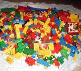 Lego-Duplo Steine,Figuren,Fahrzeuge,usw. - Gelsenkirchen