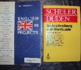 English in Projects Schulbuch Englisch Mittelstufe Realschule, Schüler Duden Rechtschreibung und Wortkunde ab 4. Klasse Buch VERKAUFSWARE - München Altstadt-Lehel
