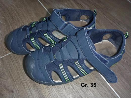 Sandalen Gr. 35 von Alive