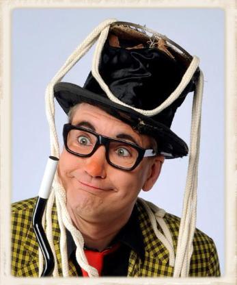 Zauberer und Clown für Kindergeburtstage und mehr...