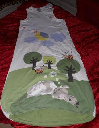 Kinderschlafsack HM 100% COTTON TOP!!