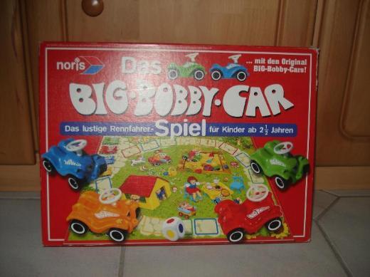 Das Big Bobby Car Spiel Noris