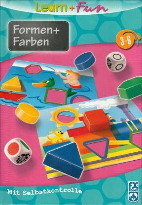 Formen und Farben lernen -NEU & OVP
