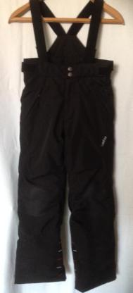 "Y55 Kinder Skihose  Wed'ze ""pull'n fit"", Gr. 114/121,Top Thermo Y55"