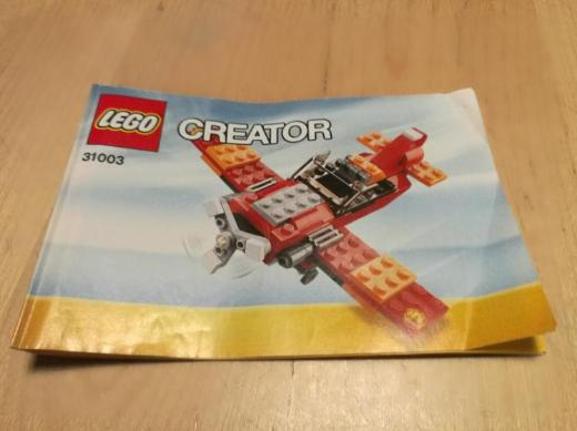 Lego Creator 31003 (3 in 1)