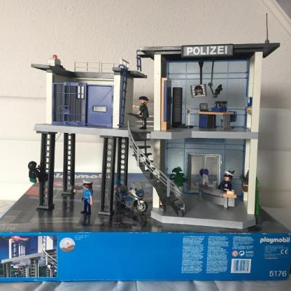 Playmobil 5176 Polizei - Kommandostation City