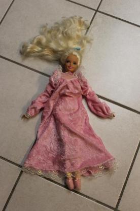 Barbiepuppe von Matell 1976