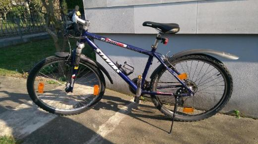 Fahrrad Stevens Mountainbike Kinderfahrrad Gabelfederung