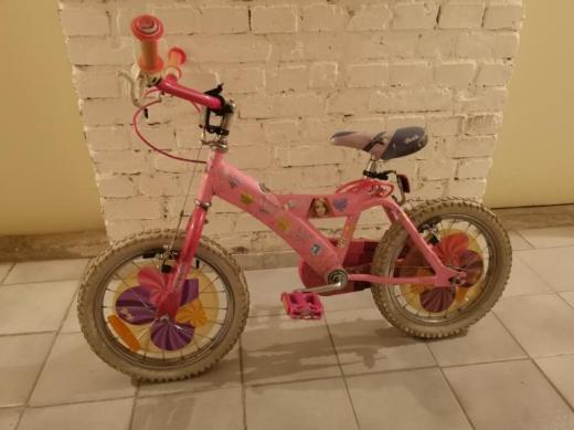 Barbie Mountainbike 16 Zoll wie neu