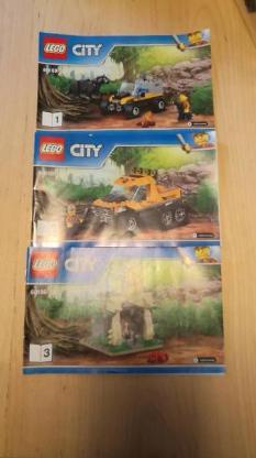 Lego City 60159 Dschungel