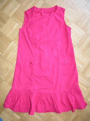 ärmelloses Kleid Gr. 158/164