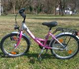 ► Sehr schönes Kinderfahrrad, Mädchenfahrrad, Alu,20 Zoll, Fahrrad, Rad,  rosa - Senden (Bayern)