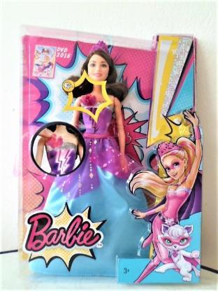 Die Super-Prinzessin Corinne mit Kussgeräusche Barbie