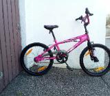 BMX RAD in Pink, Ihre Prinzessin freut sich - Ingolstadt