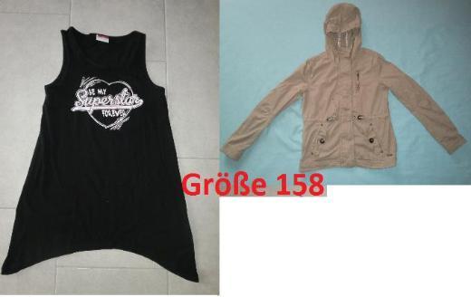 Kinderkleidung Größe 158 zu verkaufen