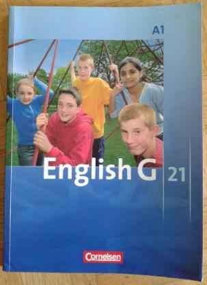 Schulbuch: English G 21 A1