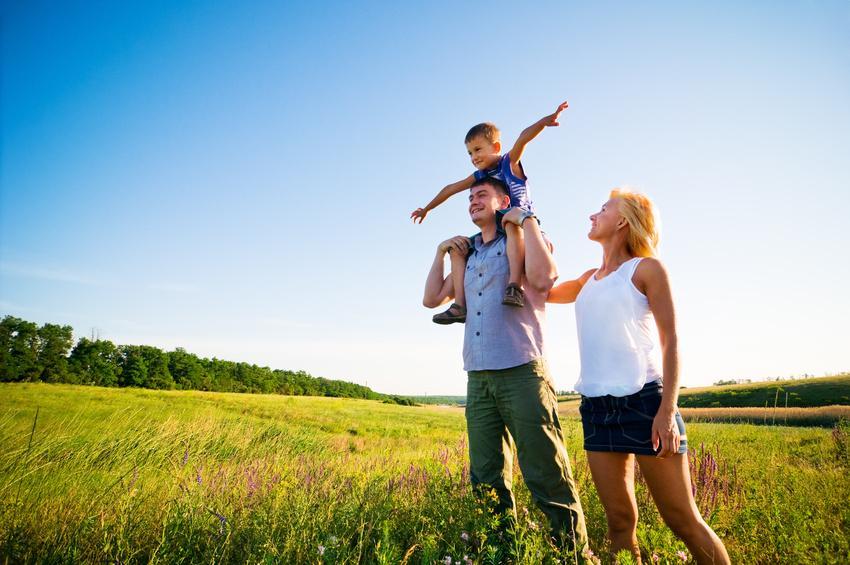 Bild Nachhaltigkeit - Mit Kindern nachhaltig leben