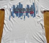 T-Shirt, Gr.36/S, Kurzarm, weiß - Essen