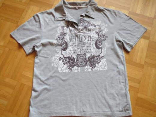 Shirt, Poloshirt, Gr.38/S, Kurzarm