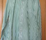 Hemd, gestreift, Gr.38/S, Langarm - Essen