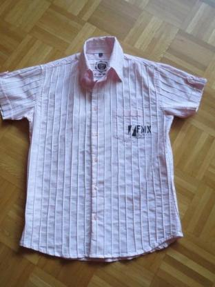 Hemd (sportlich), Gr.36/S, Kurzarm
