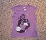 Hannah Montana Shirt Gr. 140 - Hamburg Wandsbek