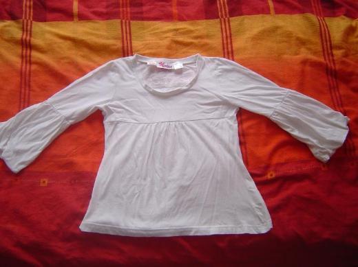 Mädchen-Shirt Gr. 140/146