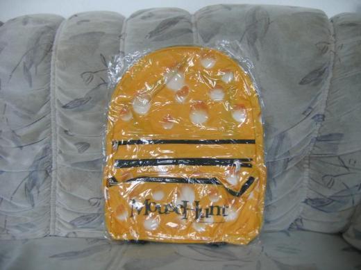 Tasche Rucksack ganz neu und original verpackt in Plastiktüte