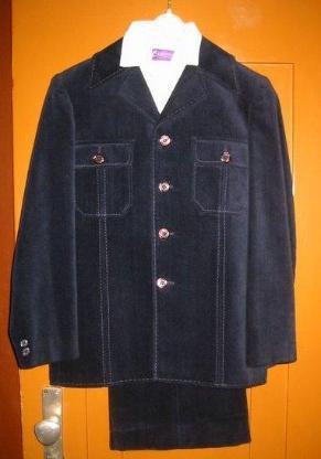 Sportlicher Jungen-Anzug, Gr. 152/158, Markenware