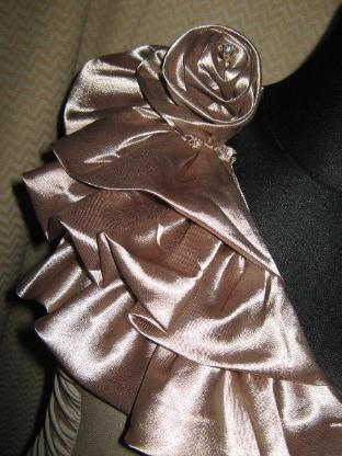 "NEU mit Etikett* Bodycon * One Shoulder * Coktail * Abend * Straß * Mini- Kleid ""Ethina""Gr. 34- 36, 38/ S, gold*"