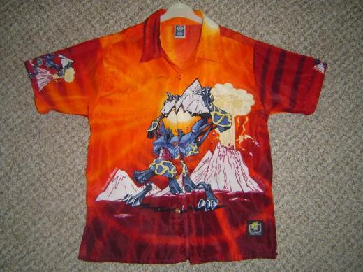 cooles Jungen-Hemd Gr. 122/128