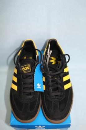 NEU! Adidas Spezial Sneakers / Schuhe in BVB-Farben (38)