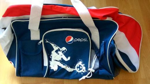 Pepsi Cola Sporttasche