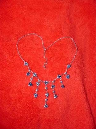 Wunderschöne, romantische Rosenkette