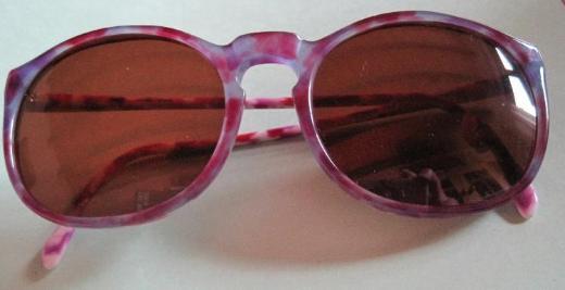 Sonnenbrille INDO-Jogging-Spain,unbenutzt, fröhliche Farben