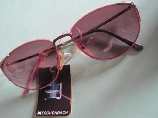 Da-Sonnenbrille E S C H E N B A C H, unbenutzt