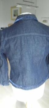 Apart Jeansjacke Damen Jeans Jacke Gr. 38 dunkelblau modisch chic 7,- - Flensburg