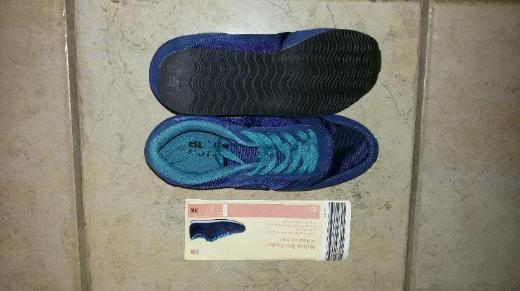 Retro-Sneaker OVP
