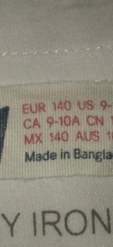 Hemd Gr. 140 von H&M nur 1 x bei einer Hochzeit getragen - Baunatal