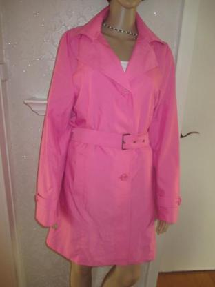 NEU* Edel, klassisch * Allwetter * Trench– Coat * Mantel ''yanxta'' Gr. 36- 38, 40/ S- M, pink *
