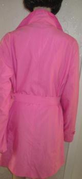 NEU* Edel, klassisch * Allwetter * Trench– Coat * Mantel ''yanxta'' Gr. 36- 38, 40/ S- M, pink * - Riedlingen