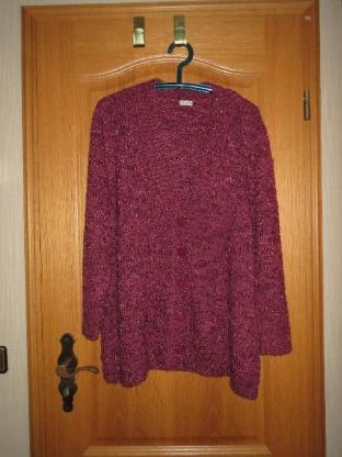 Strickjacke, Gr.50/XL, neu