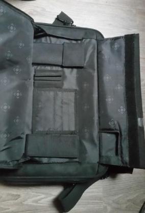 Notebooktasche Pataco CCF-2 43,2 cm (17 Zoll), schwarz - Verden (Aller)