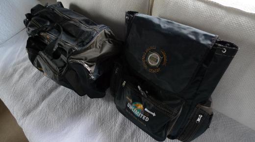 Reiseset neu (Rucksack, Tasche) - Freilassing