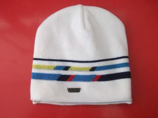 Strick-Mütze CODEBA creme-farbig