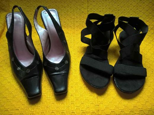 Damen Schuhe der Größe 38 NEU bzw. NEUWERTIG echt Leder