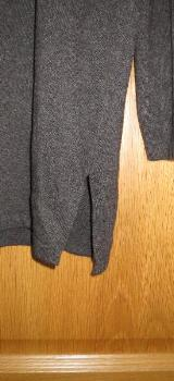 Cardigan, Strickjacke, Gr.44/46, braun - Essen
